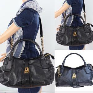 ✨Large✨ Leather Crossbody